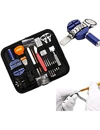 dff0268d9d57 147 Pcs Kit de Reparación de Relojes