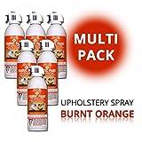 SimplySpray - Upholstery Spray Burnt Orange Textilfarbe Orange (Multipack)