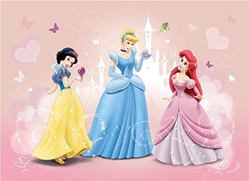 Preisvergleich Produktbild Olimpia Design Fototapete Disney Princesses, 1 Stück, 4-009P8