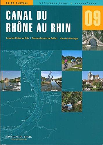 Canal du Rhône au Rhin par Editions du Breil