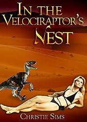 In the Velociraptor's Nest (Dinosaur Erotica)