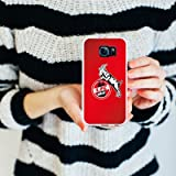 Samsung Galaxy S6 Silikon Hülle Case Schutzhülle 1. FC Köln Fanartikel Fussball - 3