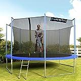 Kinetic Sports Outdoor Trampolin 425 cm - 2