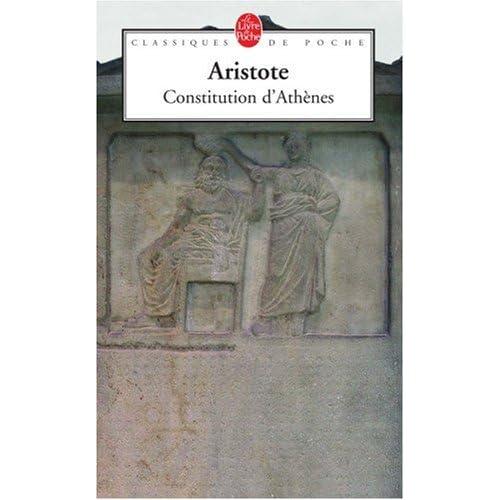 Constitution d'Athènes : Le régime politique des Athéniens