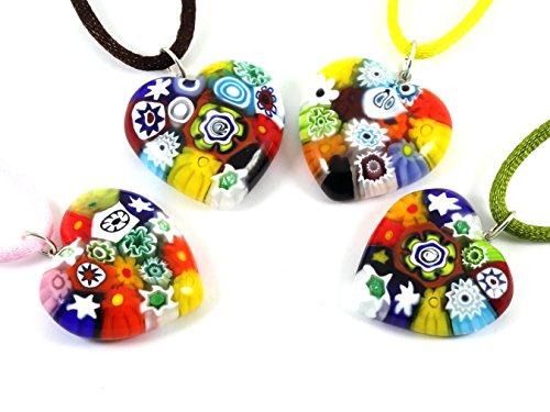 sale-murano-glass-heart-pendant-multi-coloured-millefiori-heart-cotton-necklace-includes-gift-bag-on