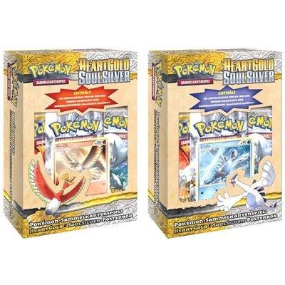 Lugia Karte (Pokemon 25682 HGSS01 Posterbox)