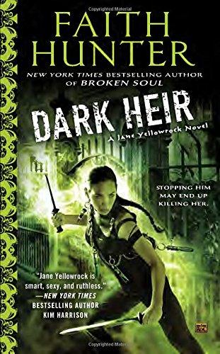Dark Heir (Jane Yellowrock Novels)