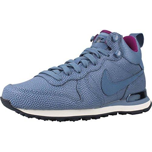 Nike 859549-400, Chaussures de Sport Femme Bleu