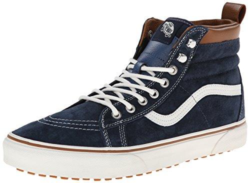 Vans U Sk8-hi MTE, Unisex-Erwachsene Hohe Sneakers, Blau (Dress Blues), 40.5 EU (7 UK)