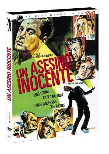 Un Asesino Inocente - Edición Especial (Película + Libreto) (Import) (Dvd) (2013 (Asesinos De Peliculas)