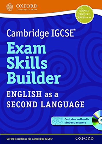 Cambridge IGCSE® Exam Skills Builder: English as a Second Language (Cambridge Igcserg Exam Skills Builder)