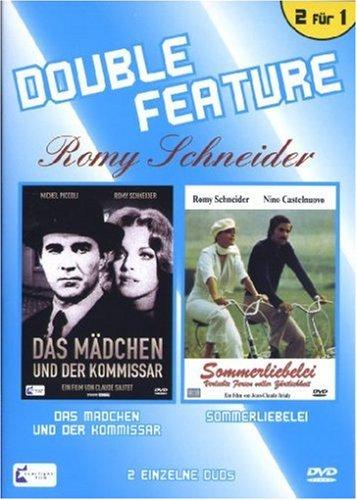 Bild von Das Mädchen und der Kommissar / Sommerliebelei [2 DVDs]