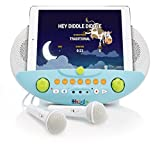 Singing Machine SMK1010 Bluetooth Kids Karaoke Machine with Two Microphones