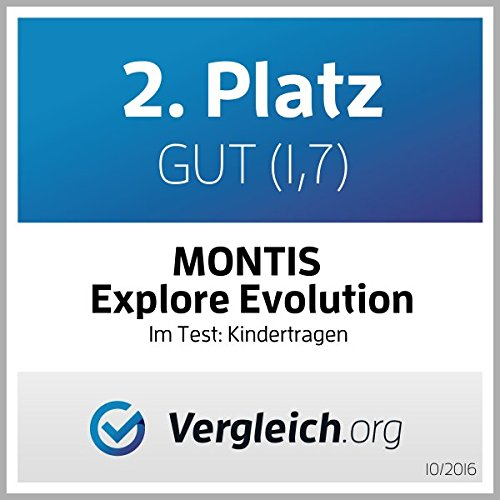 MONTIS EXPLORE EVOLUTION, Rückentrage