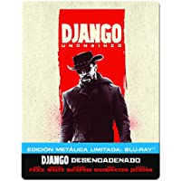 Django Desencadenado - Edición Metálica