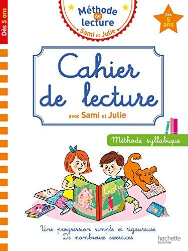 Cahier de lecture Sami et Julie par Adeline Cecconello