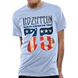 Led Zeppelin (US 75) T-shirt : Medium by Loudclothing