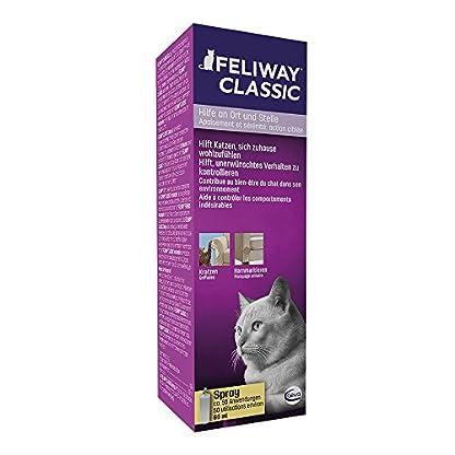 Feliway Classic 60ml Spray, 60ml 2