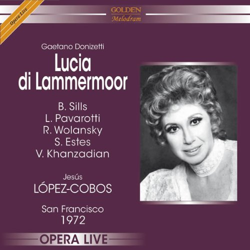 Lucia di Lammermoor [Import anglais]
