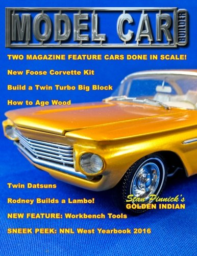 Model Car Builder No. 23: How-Tos, Feature Cars, Tips & Tricks: Volume 2 por Roy R. Sorenson