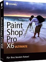 Corel PaintShop Pro X6 Ultimate, DE
