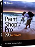 Corel PaintShop Pro X6 Ultimate Bild