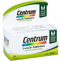 Centrum frisch&fruchtig Lutschtabletten 30 stk preisvergleich bei billige-tabletten.eu