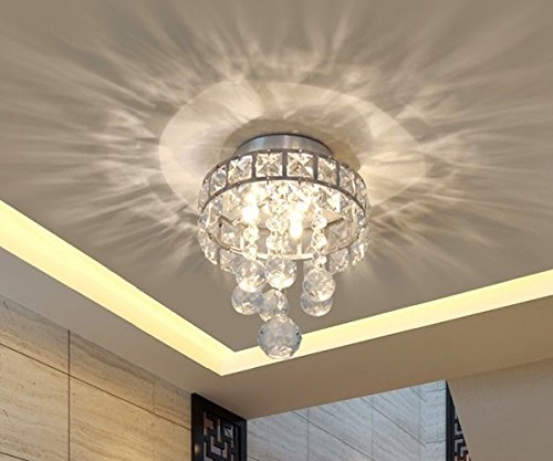 mini-style-3-light-chrome-finish-crystal-chandelier-pendent-light-for-hallwaybedroomkitchenkids-room