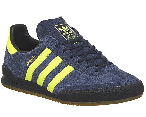 adidas Jeans Cg3243, Chaussures de Fitness Homme, Bleu Multicolore - bleu/jaune/noir (Maruni / Amasol / Negbas)