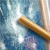 Buydecorativefilm Sicherheit und Sicherheit Fenster Film Klar 4Mil