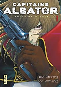 Capitaine Albator : Dimension Voyage Edition simple Tome 1