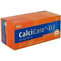 Calcicare D3 Kautabletten 100 stk preisvergleich bei billige-tabletten.eu