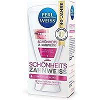Perlweiss Schönheits Zahnweiss Spar-Set 3x50ml. schöne weiße Zähne Perfect White tägliche Schönheits-Zahnpflege preisvergleich bei billige-tabletten.eu