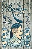 The Metal Sign Shack Barbershop Sign Poster Metal Tin Hair Salon Shaves Retro Barber Shop Barbers Wall Door Plaque 1049