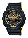 Casio G-Shock GA-100BY-1ADR (G750) Analog Digital Multi Colour Dial Men's Watch (GA-100BY-1ADR (G750))