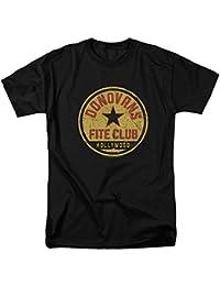 Fite Club Logo envejecido–-Ray Donovan adulto camiseta