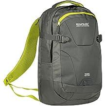 20 L, Seal Grey: Regatta Paladen Laptop Backpack
