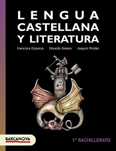 Lengua castellana 1 Batxillerat. Libro del alumno (Materials Educatius - Batxillerat - Matèries Comunes) - 9788448940256 por Francisca Ezquerra