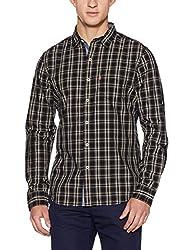 Levis Mens Casual Shirt (6920028059641_28491-0034_X-Large_Black)