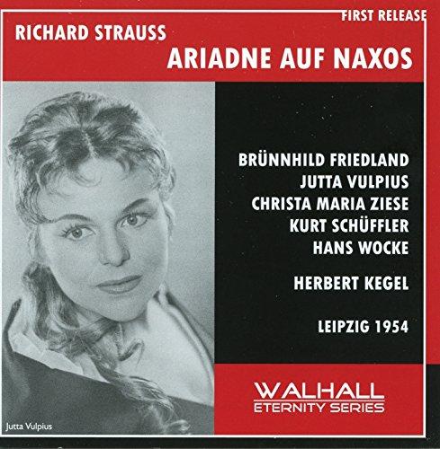 Ariadne auf Naxos, Op. 60, TrV 228a: Hübsch gepredigt! Aber tauber Ohren! (Live)