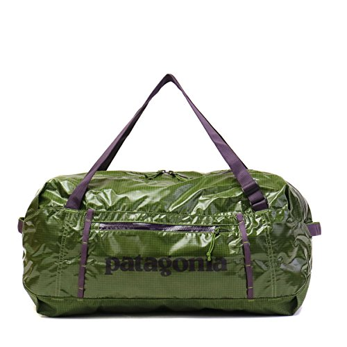 Patagonia Lw Black Hole Duffel 45l Strait Blue Sprouted Green