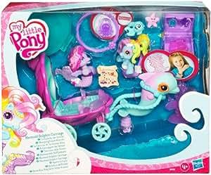My Little Pony - 18455 - Accessoire - Poupée - Ponyville - La Calèche des Sirènes