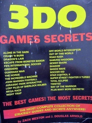 3Do Games Secrets