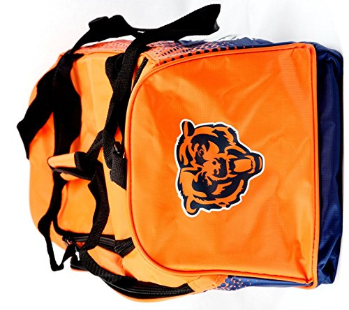 NFL FADE SMALL HOLDALL BAG Chicago Bears
