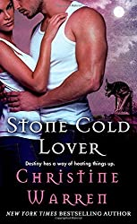 Stone Cold Lover (Gargoyles) by Christine Warren (2014-09-17)