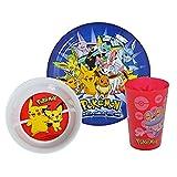 Pokemon 3PC Dinnerware Set