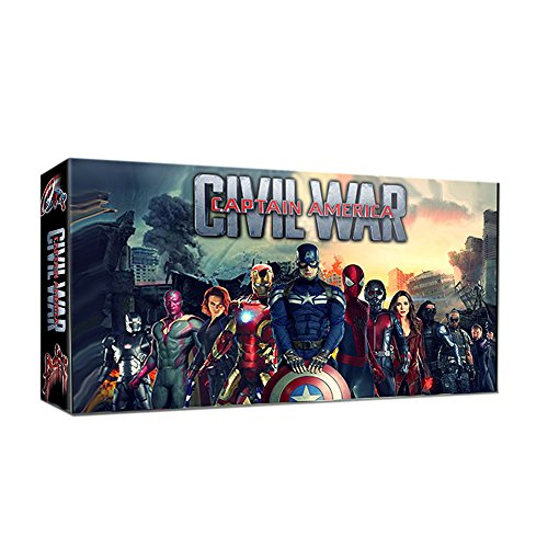 Captain America Civil War Board Fun Game