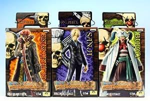 One Piece DX Figure THE GRANDLINE MEN vol.7 ONE PIECE anime Banpresto (all three full comp set (japan import)
