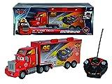 Smoby - 7/213089002 - Voiture - Mack Truck Carbone - Radiocommandé - Echelle 1/24