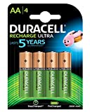 Best Batteries rechargeables - Duracell Recharge Ultra Piles Rechargeables type AA 2500mAh Review